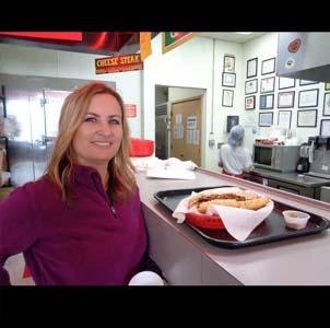 Cheese Steak Restaurant Gallery